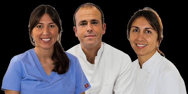 Equipo Clínica Dental Ros Tortosa